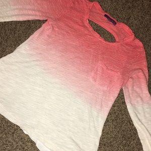 Summer cool blouse